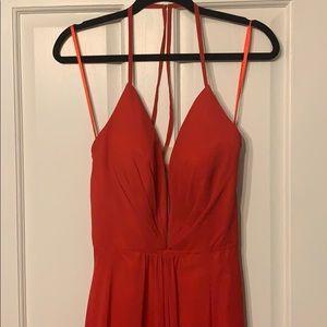 Faviana prom dress. Size 8.